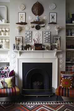 """Bloomsbury, where he sells """"interesting, well-designed, and beautiful things for your home, sourced from England, France, Belgium, Germany, ..."""