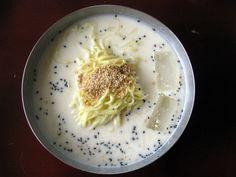 Cold Soybean Noodle Soup (Kong Gooksu)