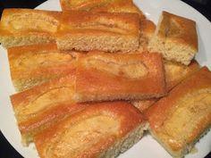 Noorse Appelcake - plaatcake met schijfjes appel