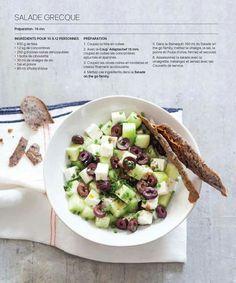 Salade Grecque Tupperware