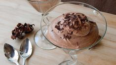 Easy Chocolate Mousse Recipe | The Sweetest Journey