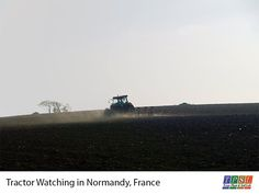 This tractor tilling the fields photograph was taken in France.  TPSL believes in using and promoting the fact that better soil yields better crops. Ask The Plant! . #tpsl #ag #lab #agriculture #AgBlog  #Farm #Farming #Farmers #tractors