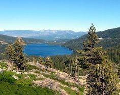 Donner Lake...Takes me back to summers as a kid.