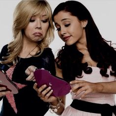 Ariana Grande ; Sam and Cat