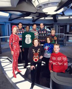 Merry Christmas from the Voyager crew