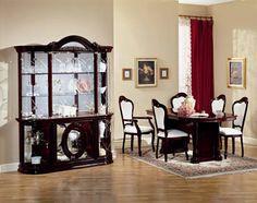Italian Dining Room Furniture | Interior Dining Room Design, Dining Room  Furniture, Modern Dining