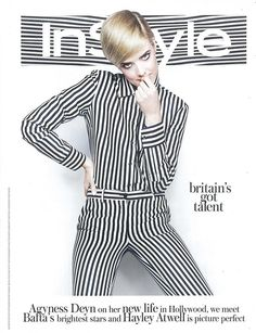 InStyle UK - InStyle UK March 2013 Cover