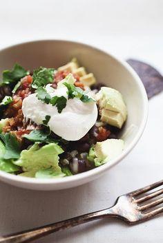 burrito bowls