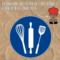 Presenti anche alla @Foodie Geek Dinner di #Bari! #FGDba
