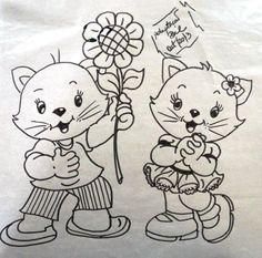 gatos casal