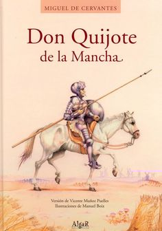 Read Don Quijote de la Mancha, by Miguel de Cervantes... the original, unabridged, 16th Century Castilian Spanish version... done did it