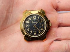 Old Watch, Collectable Watch, Vimpel Watch, Mechanical Watch, Wrist Watch, Russian Watches, Soviet Watches, Ussr Watches, Soviet Wrist Watch, Russian Watch Brands, Mens Vintage Watch, Rare Watch, Vintage Watch, Dear buyers! I am pleased to offer you the rare and very interesting wristwatch Vimpel, made at the Minsk Watch Factory in the Soviet Union. This watch was produced in the early 80s of the last century.  Soviet Mens Watch Vimpel 1980s Classic mens watch in perfect working condition…