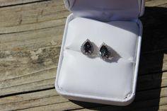 Mystic Topaz Stud Earrings Sterling Silver  by KimberlyHahn, $66.00