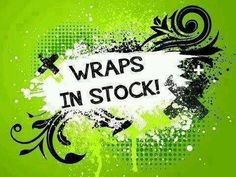 Wraps in stock! Try one for $25 or get 4 for $59 as a Loyal Customer! Https://robinharrington1.myitworks.com
