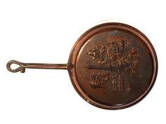 Decorative brass or copper souvenir of Paris by ParisSouvenirs