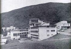 Instituto Nacional Antituberculoso de El Algodonal en Antimano, Caracas (1954) Caracas del Ayer (@Caracasdelayer) | Twitter