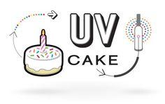 UV Cake Vodka Great with Root Beer or Pineapple Juice