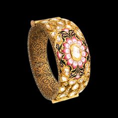 Gorgeous meenakari bracelet