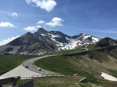 Grossglockner hochalpenstrasse, Österrike. Fantastiska naturupplevelser!