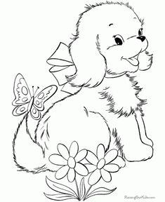 www.aecost.net wp-content uploads 2017 08 cute-puppy-image-to-print-and-color-033-pertaining-to-cute-puppy-coloring-page.gif