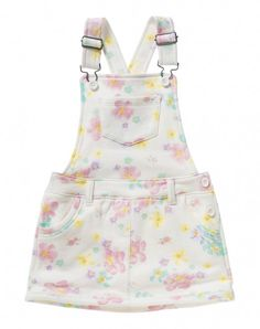 Shop Floral overalls with skirt multicolor for Overalls And Jumpsuits at the official United Colors of Benetton online shop. Baby Girl Dress Patterns, Baby Girl Dresses, Baby Dress, Kids Dress Wear, Kids Wear, Baby Girl Fashion, Kids Fashion, Boy Outfits, Cute Outfits