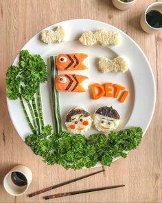 Sushi breakfast #pinterestfood #pinterest #crazyfood #lovegoodfood #easyfood #breakfastideas #whatifeedmykid Sushi Set, Weird Food, Pinterest Recipes, Avocado Toast, Good Food, Easy Meals, Photo And Video, Breakfast, Desserts