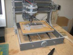 Zen ToolworksTM CNC Carving Machine DIY Kit 7x7 - Power Milling Machines - Amazon.com