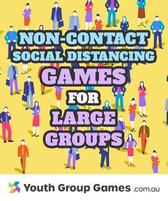 Physical Activities For Kids, Building Games For Kids, Physical Education Lessons, Youth Group Activities, Group Games For Kids, Team Building Activities, Games For School, Large Group Icebreakers, Youth Lessons