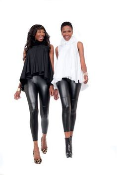 Up to date fashion coverage and the best dressed celebs wear our clothes, we keep up with trends worldwide. Stylish Outfits, Nice Dresses, Leather Pants, Celebs, My Style, Unique, Womens Fashion, Clothing, How To Wear