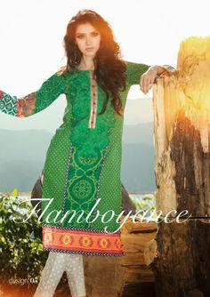 Summer Wear Shalwar Kameez Collection For This Eid By Maria.B From 2014