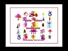 Kinderlied - Adventslied für Kinder -24 gute Taten - Weihnachtslied - YouTube