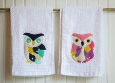 (9) Name: 'Sewing : Ruffled Feathers Owl (free applique)