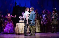Christian Borle and Brian D'Arcy James in 'Something Rotten!,' an Over-the-Top Take on Shakespeare - NYTimes.com