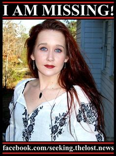 11/19/2012: Police are looking for Terry Lynn Pendergraft Tersak who vanished from Asheville, North... pinned with Pinvolve