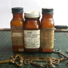 Apothecaries Medicine Pills