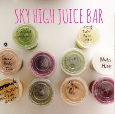 tommixox ジュースクレンジング始めるよー☺︎ #SkyHighJuiceBar#juicecleance #ジュースクレンジング #スカイハイジュースバー