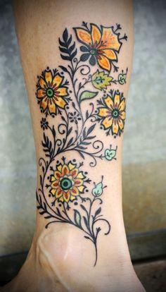 Stunning Tattoo For Women (39)