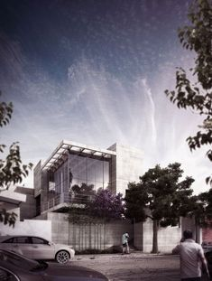 Housing Medanos   Visualization: CGVeron - Veron Jimenez Carlos Location: Alvaro Obregon. Mexico     Software: 3DS Max, V-Ray, After Effects, Photoshop.