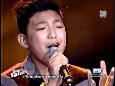 "Team Sarah The Voice Kids Philippines Sing Offs July 13 2014 Darren Espanto perform ""Listen"" - See more at: http://lol-lah.com/the-voice-kids-philippines-darren-espanto/#sthash.b3DhVFqa.dpuf"