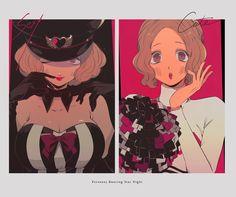 Haru Okumura | Persona 5 by @i_v_xxx on Twitter