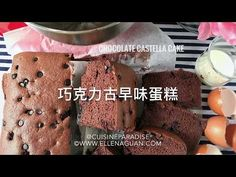 Watch how we made this Chocolate Castella Cake
