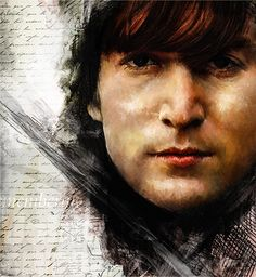 Amazing artwork.... John Lennon