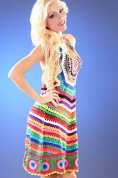 Crochetemoda: Novembro 2012