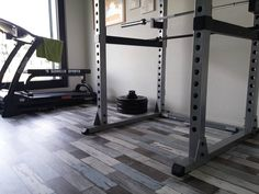 New #floor #newmotivation .  #fullbody #fitnessrevolucionario #barralibre #guerreraespartana #bodybuilding #powerlifting #squat #clean #press #deadlift #pullup #chinup #plank #clean #gpr378 #abs #rollout by vmso1986