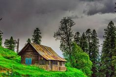 Thandiani is characterized by excellent weather and lush greenery in the summer months, and snow-covered vistas and hills in the winter. KPK , Pakistan