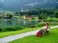 Lake Lungern, Switzerland - https://www.facebook.com/UnbelievablePlacesAroundTheworld/photos/pcb.2011580115780159/2011579825780188/?type=3&theater