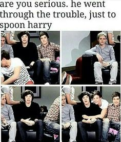 This freaking Larry Stylinson proof everybody One Direction Humor, One Direction Pictures, I Love One Direction, Great Love Stories, Love Story, Harry Styles Memes, Larry Shippers, Louis And Harry, I Miss Him