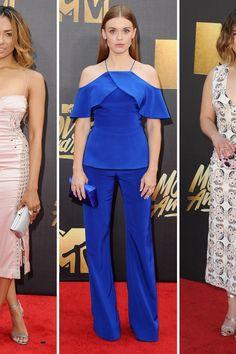 MTV Movie Awards 2016 Red Carpet Fashion | Teen Vogue