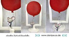 Tutorial Interaktive Ziehkarte Maus mit Riesenballon, gefunden auf…