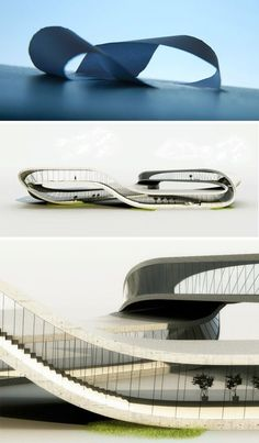 3d mobius strip home. No beginning or end